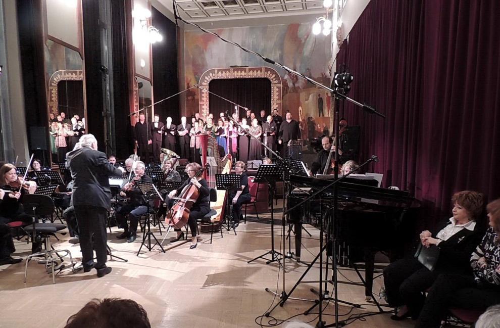 vezényel: Kovács János - a Magyar Állami Operaház Zenekara és Énekkara