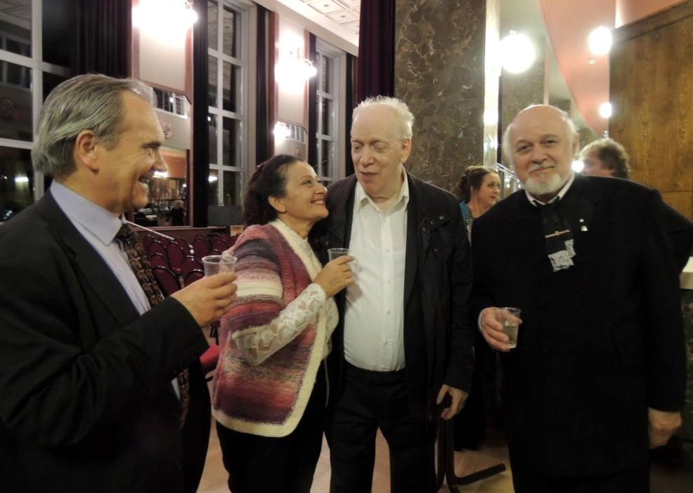 Szigethy István, Tokody Ilona, Kovács János, dr. Sántha Gábor
